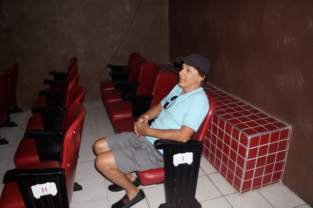 Tom no Teatro Chico Anysio